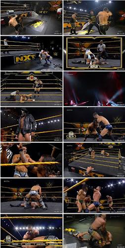 WWE NXT HDTV 480p 2nd Sep 2020 300MB || 7starHD