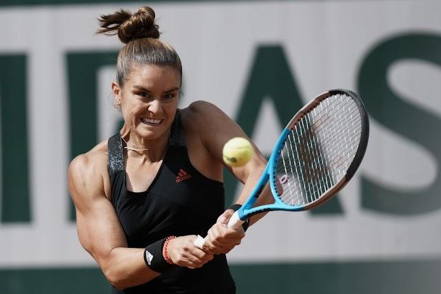 Σάκκαρη: Την Τετάρτη στις 14:00 ο προημιτελικός με την Σβιόντεκ για το Roland Garros