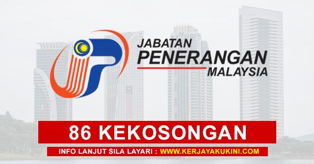 Jabatan Penerangan Malaysia Buka Pengambilan 86 Kekosongan Jawatan Terkini Seluruh Malaysia ~ Mohon Sekarang!