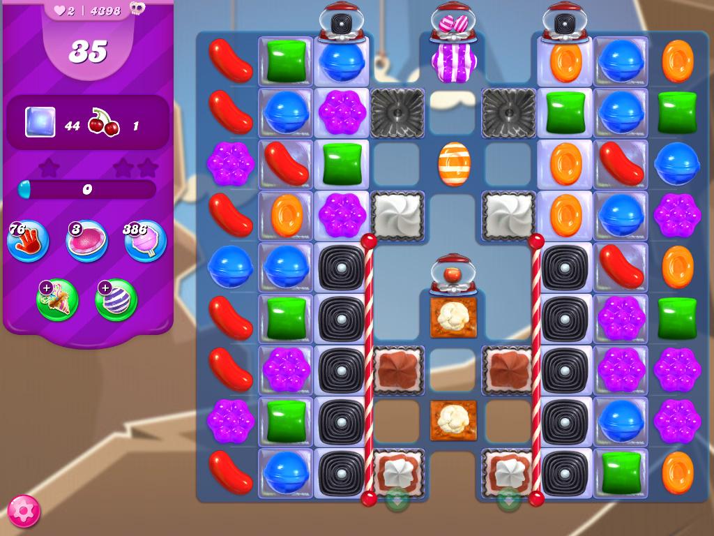 Candy Crush Saga level 4398