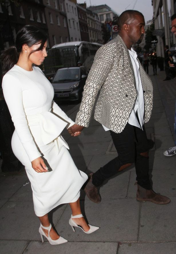 Kamify Blog: Who Is Feeling Kanye West's Ripped Black Jeans?