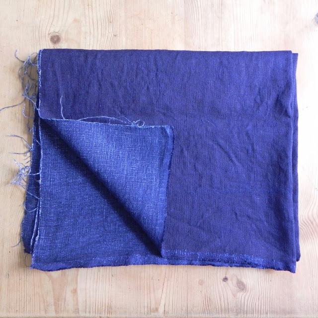 Quick linen from Merchant & Mills