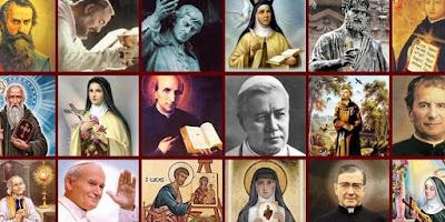 imagem de santos católicos