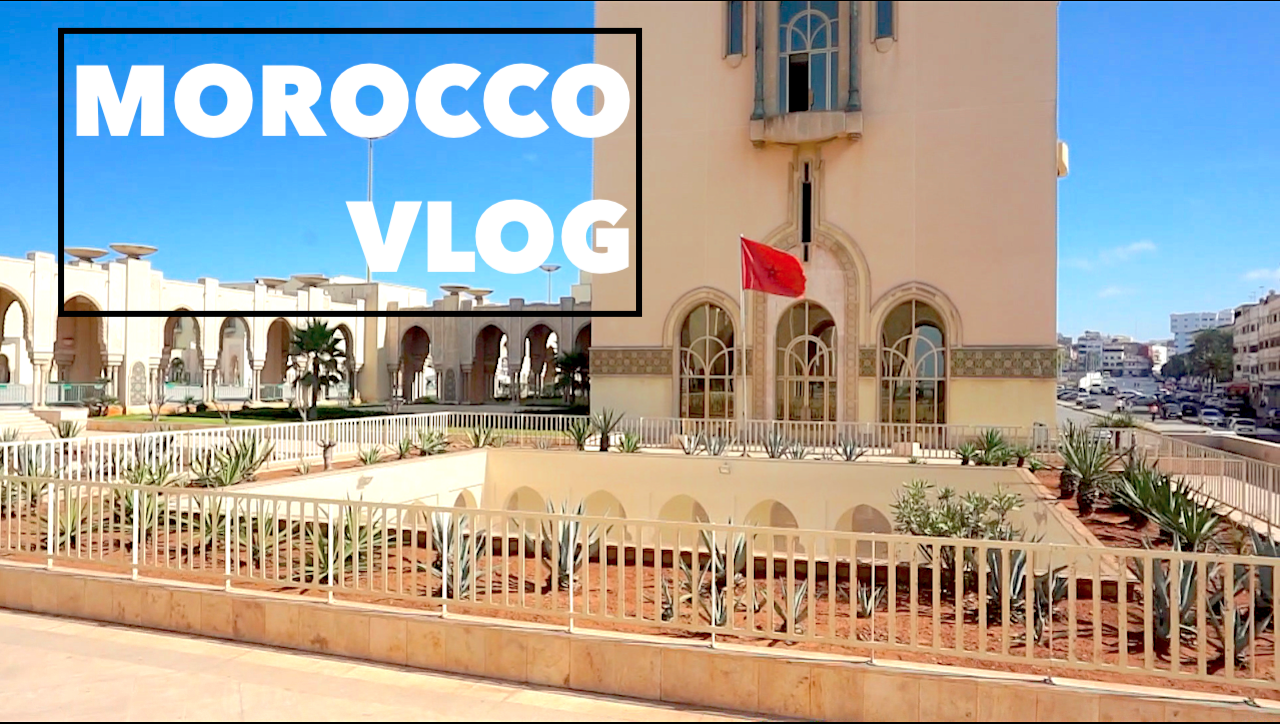 TRAVEL | 24 Hours in Casablanca, Morocco