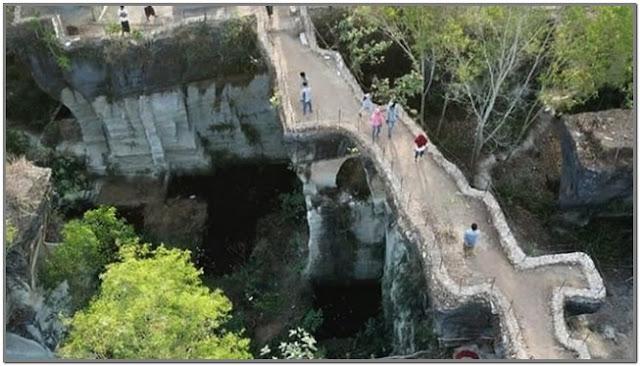 Kampoeng Wisata Toron Samalem;10 Destinasi Wisata Populer di Madura