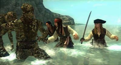 لعبة Pirates of the Caribbean At World's End