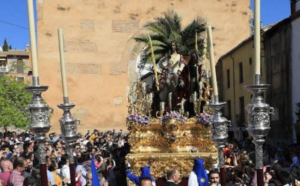 El Domingo de Ramos más inesperado en Granada