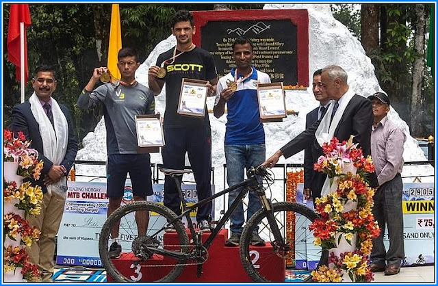 Nepal bikers shine at 1st Tenzing Norgay Challenge in Darjeeling