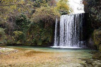 Cascate Zambel del Rio Cavallo(Rosspach)  Gite e vacanze in Trentino