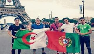 اهداف مباراة الجزائر والبرتغال 1 - 1 argentina vs algeria rio