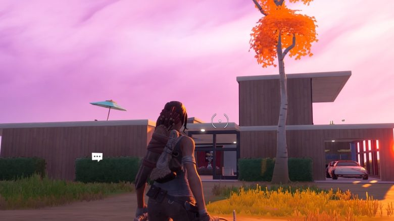 Fortnite: Visit Fancy View, Rainbow Rentals and Lockie's Lighthouse - All locations on the map