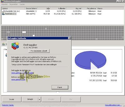 Defraggler Pro 2.20.989 + Portable Full Version