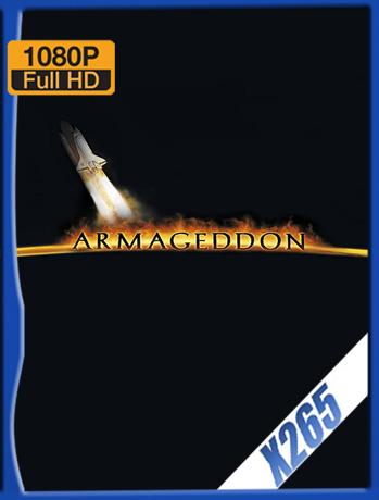 Armageddon [1998] 1080P Latino [X265] [ChrisHD]
