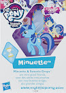 My Little Pony Wave 19 Minuette Blind Bag Card