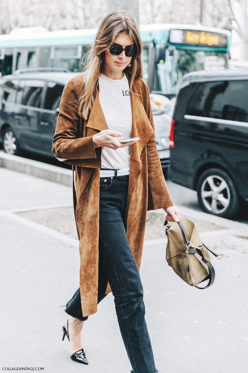 Best Suede Trench Coats For Fall – Street Style Outfit Inspiration