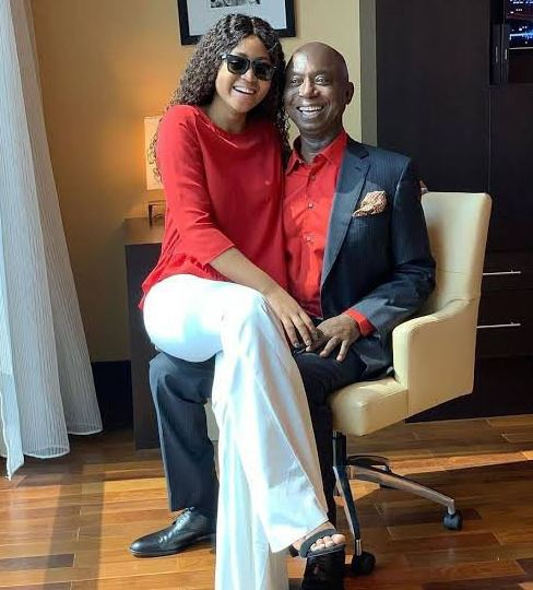 My husband and I have an announcement, Regina Daniels hints her fans