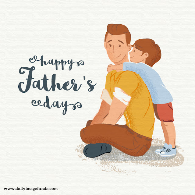 Happy Fathers Day Greetings, Wishes, Quotes, Cards  IMAGES, GIF, ANIMATED GIF, WALLPAPER, STICKER FOR WHATSAPP & FACEBOOK