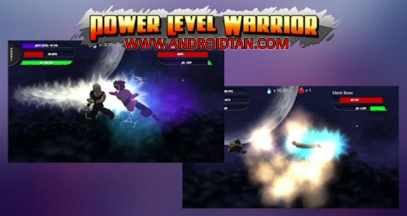 Power Level Warrior Mod Apk Money