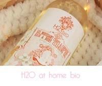 Gel moussant corps cheveux fleur d'amande H2BIO BY H2O AT HOME