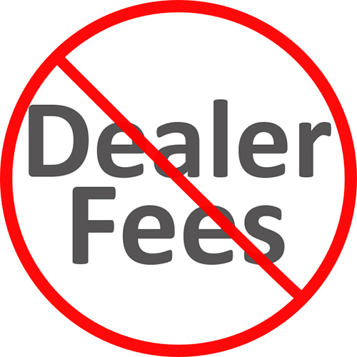 Local Car Dealers That Don T Charge Dealer Fees