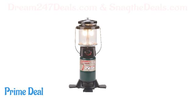 Coleman Gas Lantern | 1000 Lumens Deluxe Propane Lantern