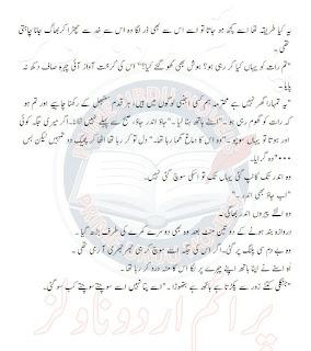 EZ Readings: Aye mere humsafar novel by Gul Shafa Qureshi