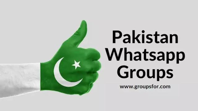 Pakistani Whatsapp Groups