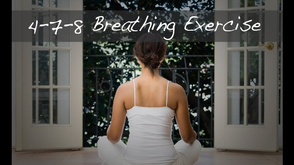 4-7-8 Breath Relaxation Exercise: Health Tip