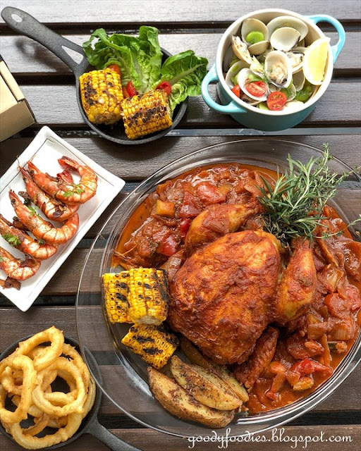 Skillet at 163, KL: Father's Day Special