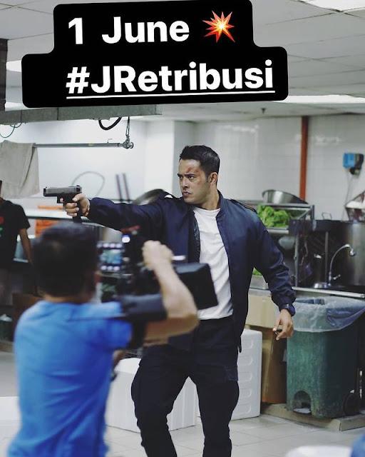 Sinopsis J2: J Retribusi