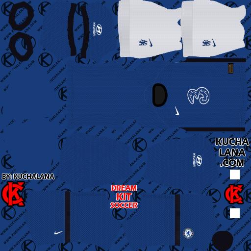Chelsea FC 2020-21 Kit - DLS20 Kits