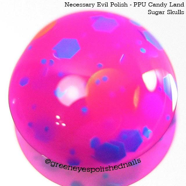 Necessary Evil Polish Sugar Skulls
