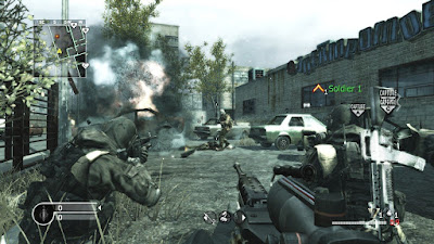 Call of Duty 4 Modern Warfare Highly Compressed