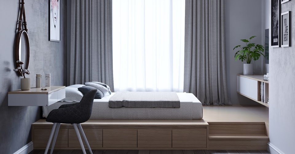 2133 Interior Bedroom Sketchup Model By Thuan Nguyen Free Download Architecture Ridhopedia