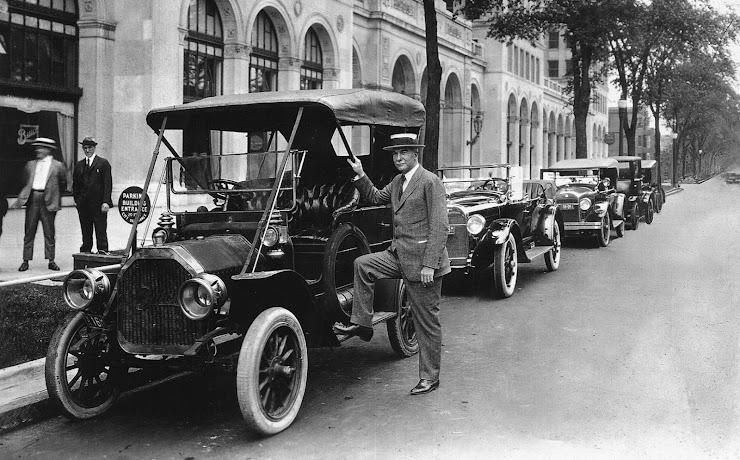 Empresas exitosas que Nacieron en Época de Crisis - Historia de General Motors