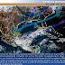 Se mantiene el pronóstico de lluvias intensas en el sur de Veracruz y muy fuertes en Chiapas, el norte de Oaxaca y Tabasco
