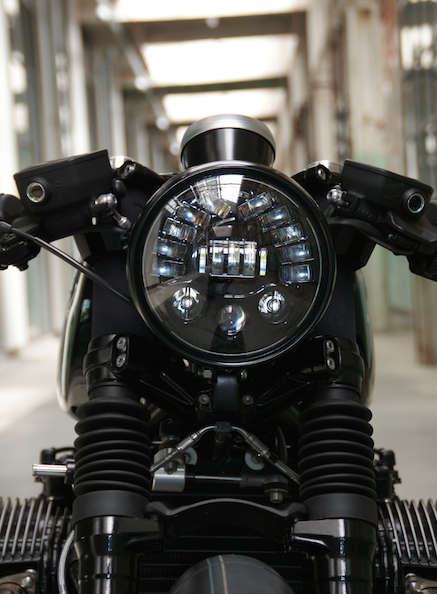 BMW R Nine T By Deep Creek Cycleworks Hell Kustom