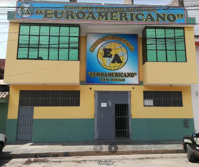 Escuela EUROAMERICANO - San Martin de Porres