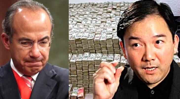 No hay rastro del dinero decomisado a Zhenli Ye Gon por Felipe Calderón: Proceso
