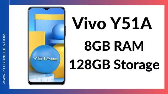 Vivo Y51A Mobile Phone Under 20000