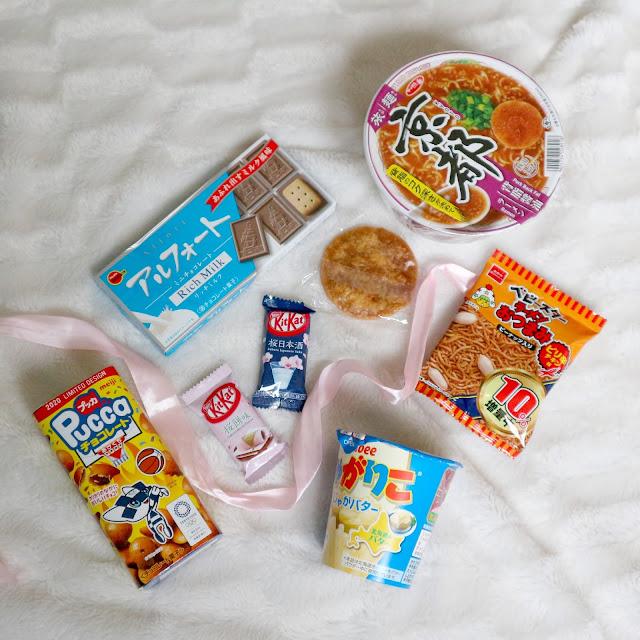 My Japan Box de février