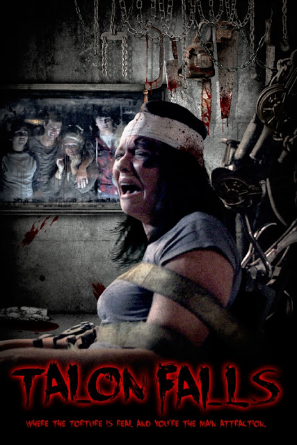 Talon Falls poster