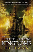 Review: The Hundred Thousand Kingdoms by N. K. Jemisin