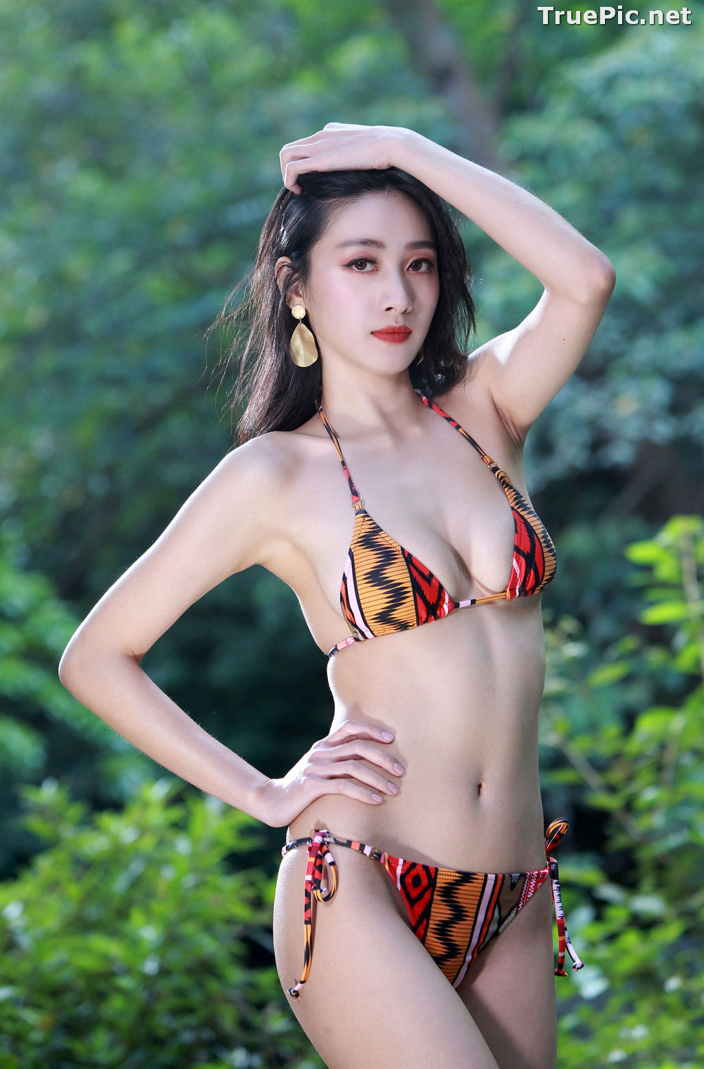 Image Taiwanese Model - 段璟樂 - Lovely and Sexy Bikini Baby - TruePic.net - Picture-1