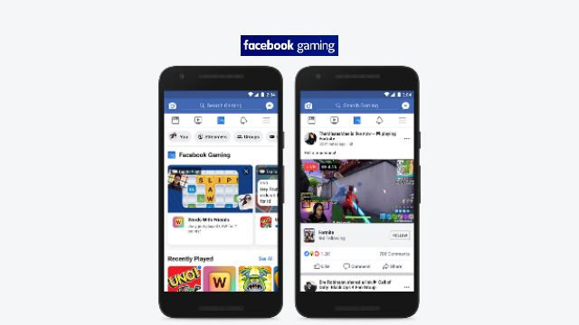 aplikasi live streaming game di facebook