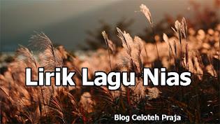 Afato Dodo IoroiOlau Mofano Lirik Lagu |Harimbale