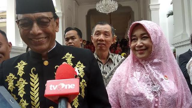 Sudah Sembuh, Wiranto Singgung Pelantikan Kabinet Jokowi, Ada Apa?