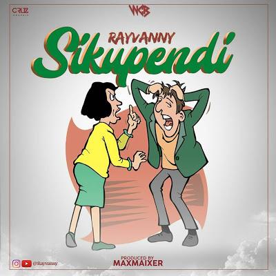 Rayvanny - Sikupendi