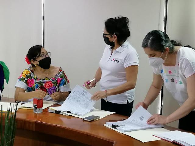 Impugnan candidaturas de Liborio Vidal (PAN) y Alpha Tavera (Morena)
