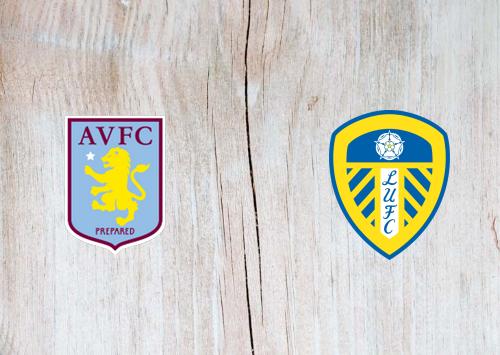 Aston Villa vs Leeds United -Highlights 23 October 2020
